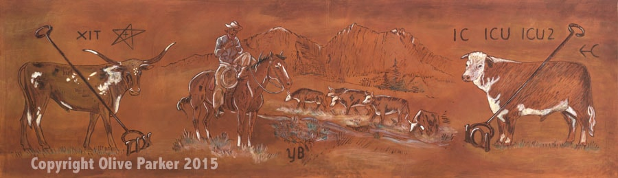 End of the Cattle Drives